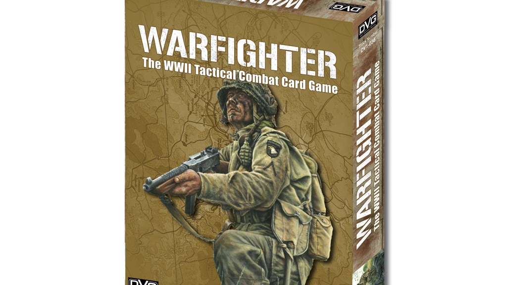WARFIGHTER - World War II project video thumbnail