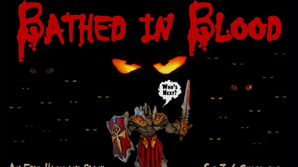 Xon: Bathed in Blood - An Epic Hack & Slash Dungeon Crawl project video thumbnail