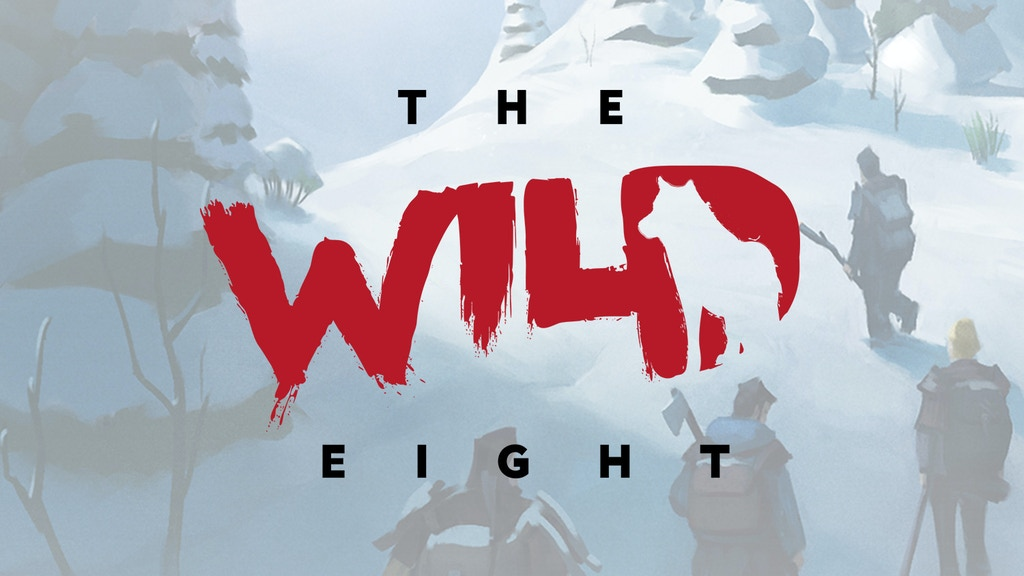 The Wild Eight – An Eerie Survival Adventure project video thumbnail