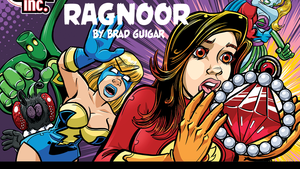 Evil Inc Annual Report Vol. 9: Ruby of Ragnoor project video thumbnail