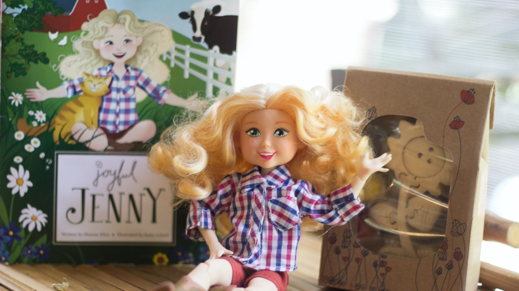 Maple Box Dolls - Dolls, Activites & Recipes Delivered project video thumbnail