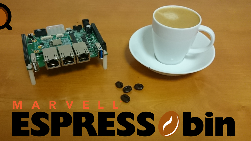 Marvell ESPRESSOBin Board project video thumbnail