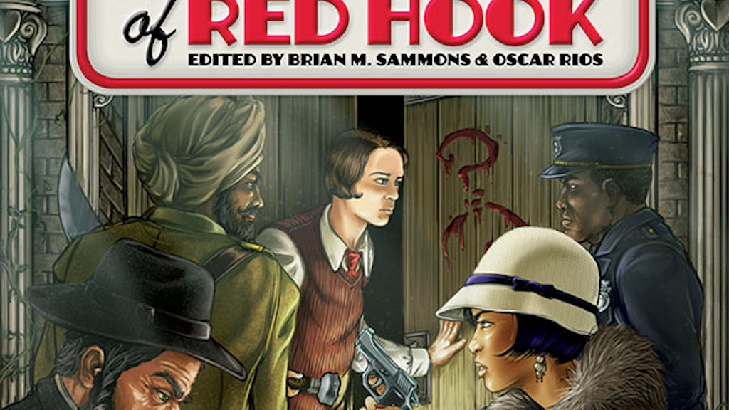 Heroes of Red Hook project video thumbnail