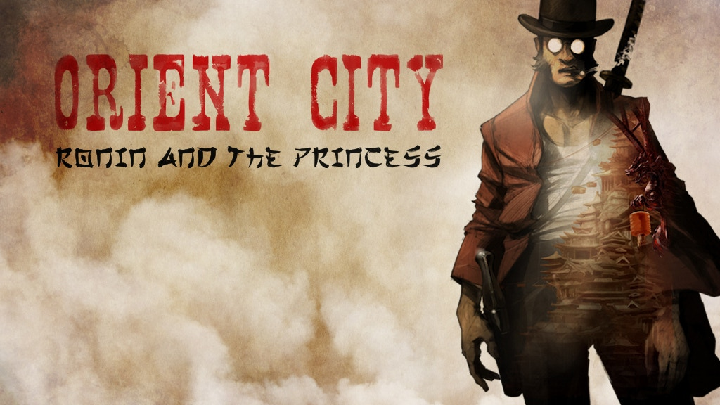 Orient City - A Hand Drawn Animated Film project video thumbnail
