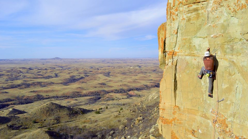 North Dakota Rock Climbing Development & Guidebook project video thumbnail