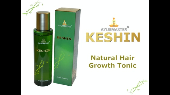 Track Ayurmaster Keshin Natural Hair Growth Tonic From Japans