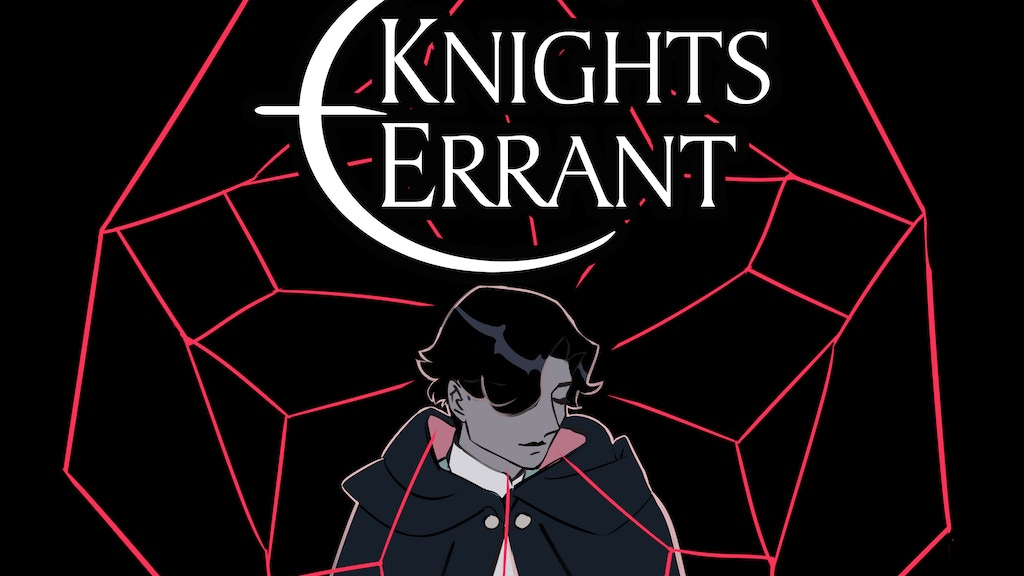 Knights-Errant: Volume 1 by Jennifer Doyle project video thumbnail