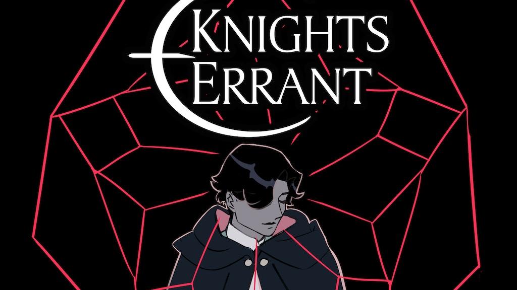 Knights-Errant: Volume 1 by Jennifer Doyle project video thumbnail