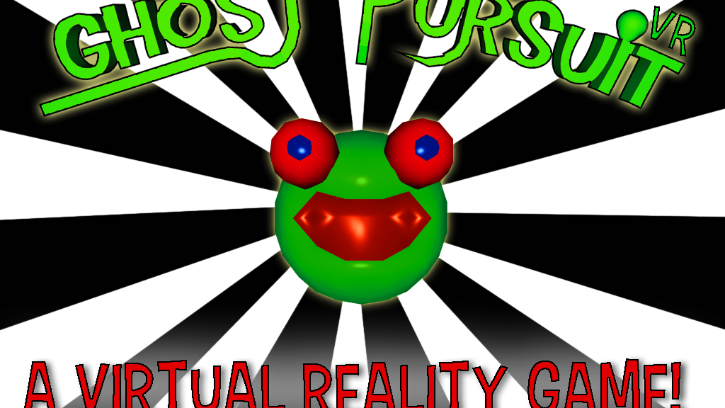 Ghost Pursuit VR Game for Oculus Rift, HTC Vive & PC Monitor project video thumbnail