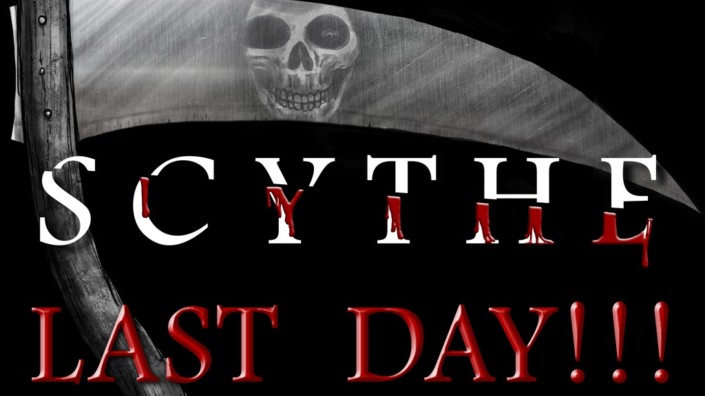 SCYTHE - A Realistic Slasher Film project video thumbnail
