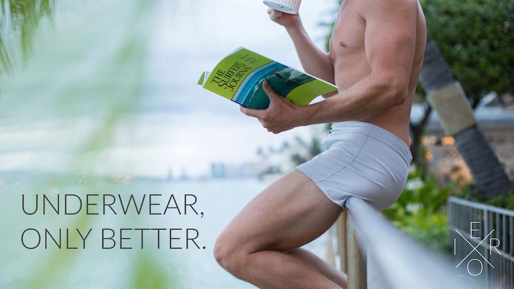 EROIX Underneathwear: Underwear, only better. project video thumbnail