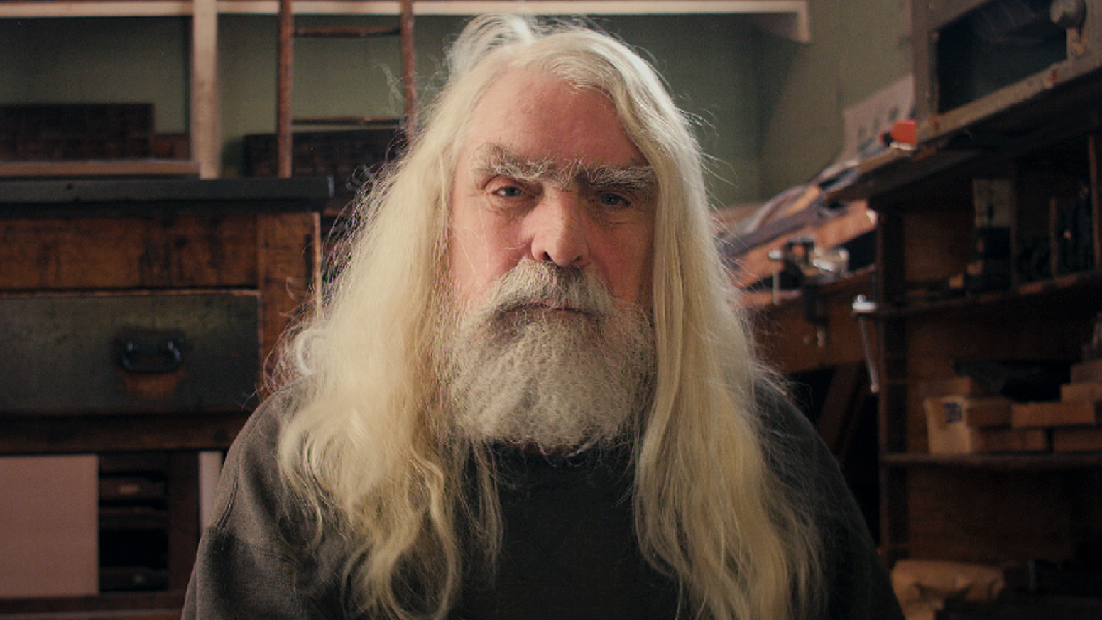 A portrait of Martin Clarke & his Letter Press. The film aims to preserve the craft of the letterpress with charm and atmosphere.