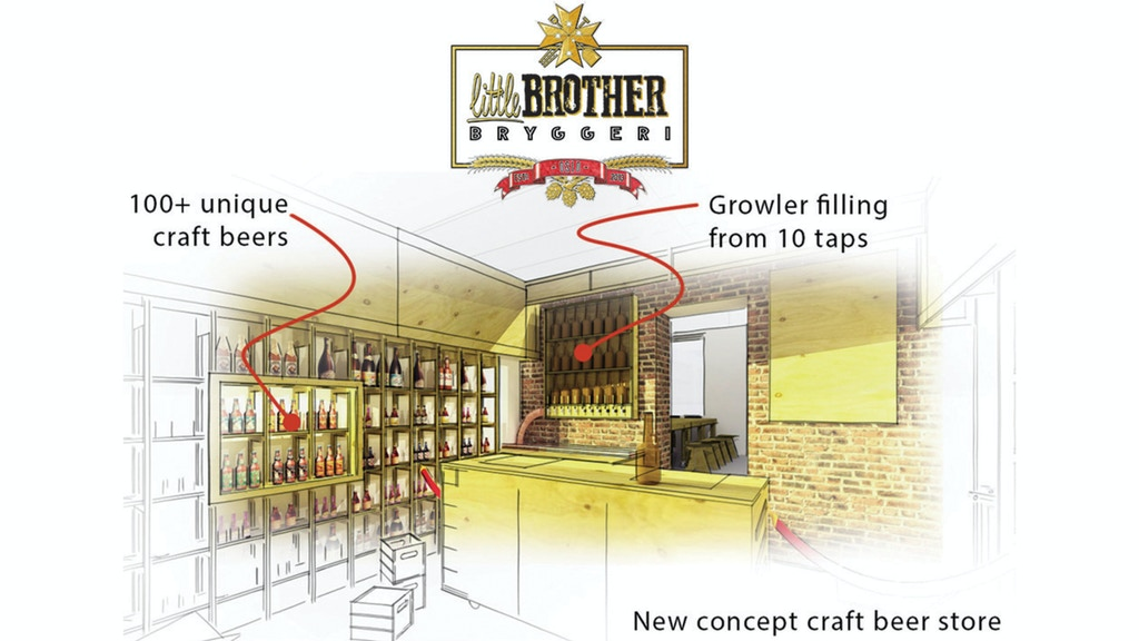 Growler Filling Station and Craft Beer Store project video thumbnail