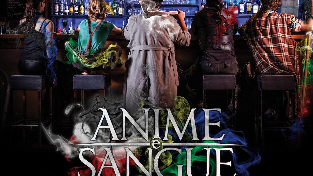 Anime e Sangue: La Strada per Casa project video thumbnail