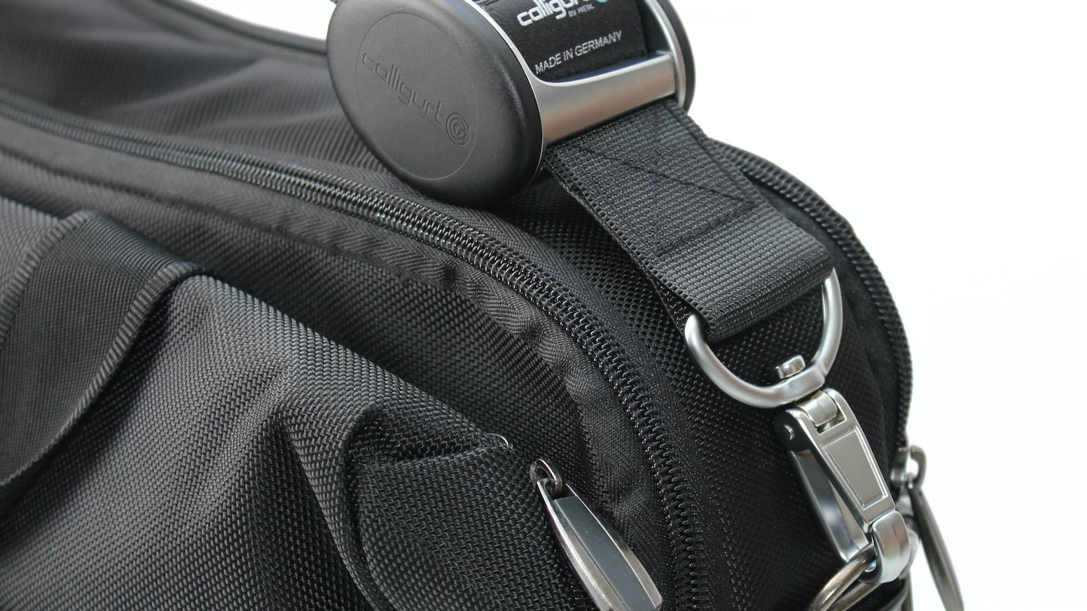 Shoulder Strap Innovation For Laptop Sport And Golf Bags