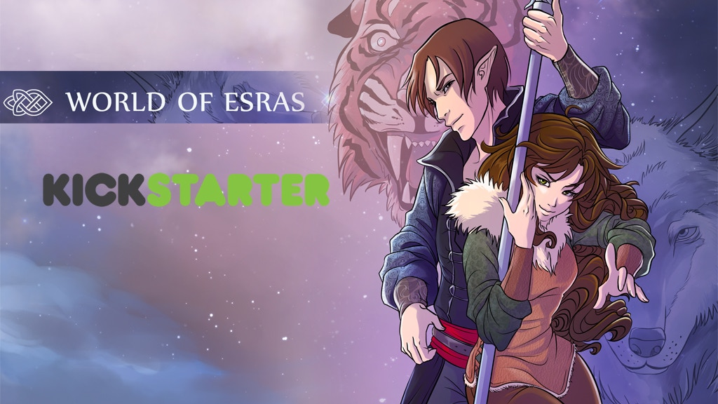 World of Esras project video thumbnail