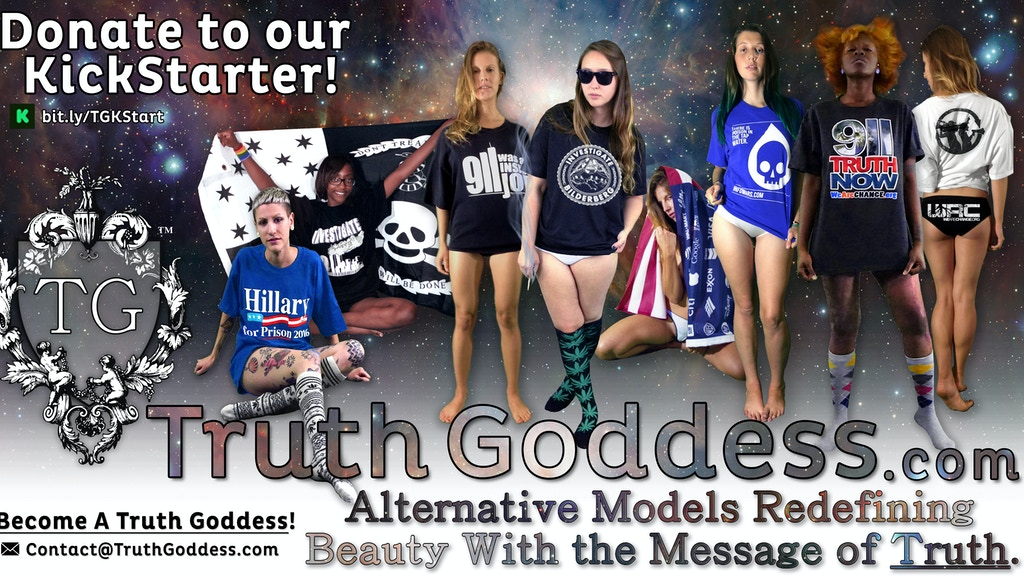 Project image for Truth Goddess Alternative Modeling