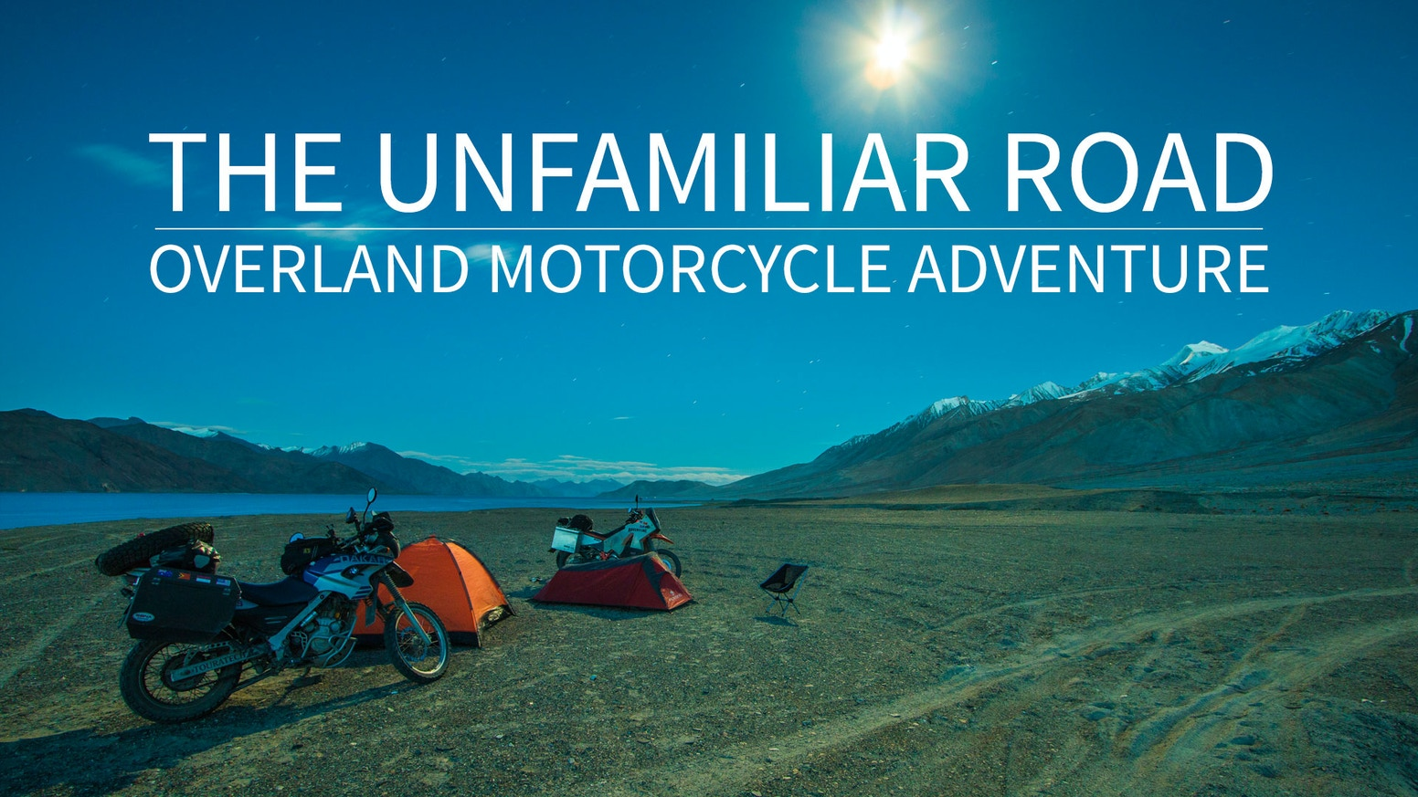 An independent feature length documentary film following the overland journey from Australia to London on a motorcycle.