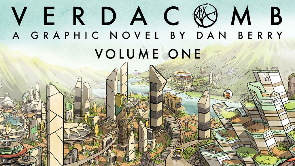 VERDACOMB Volume One project video thumbnail