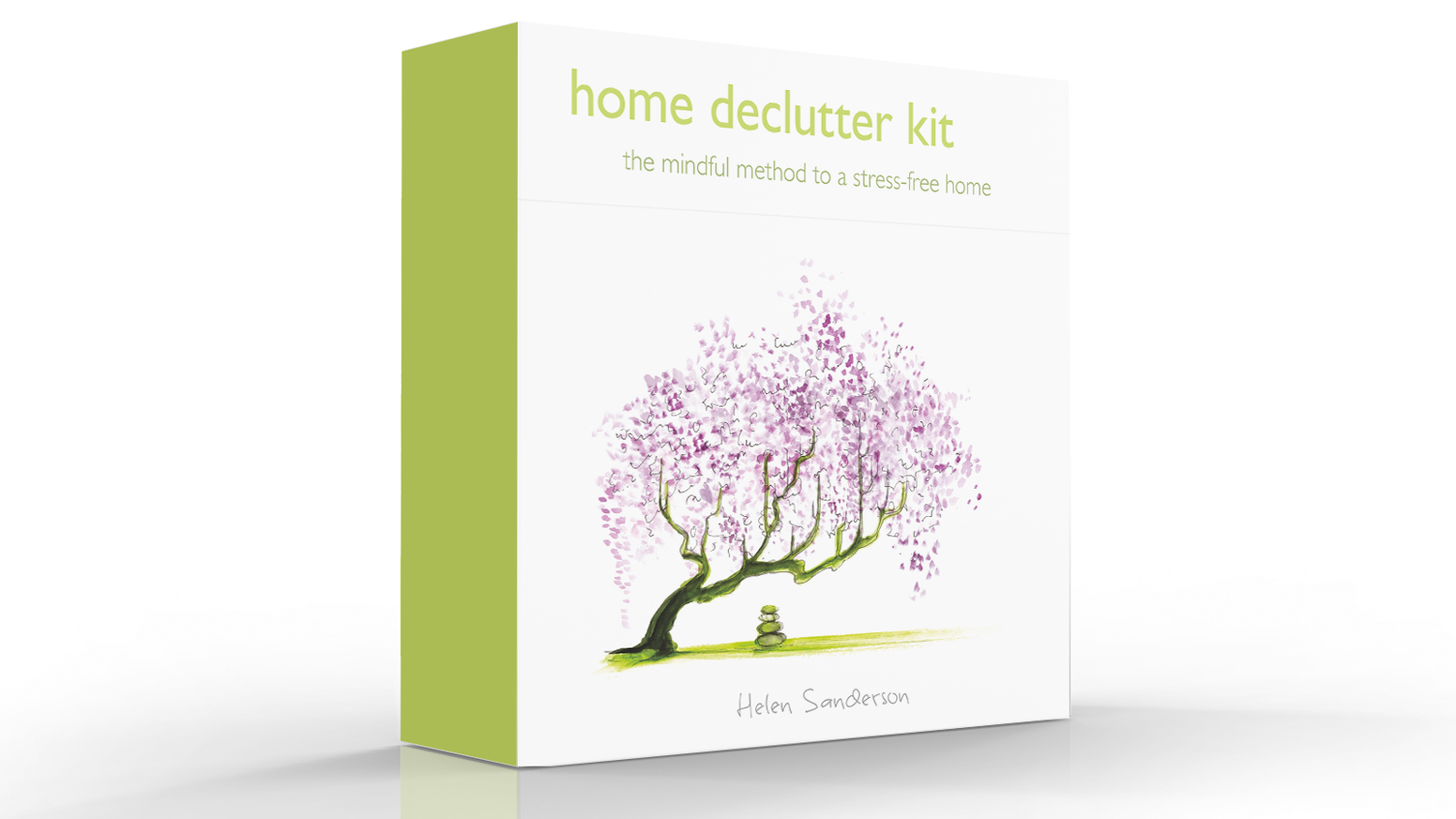 With an easy-to-follow guide and beautiful illustrations, this kit reveals the secrets to creating a calmer, simpler, clutter-free home