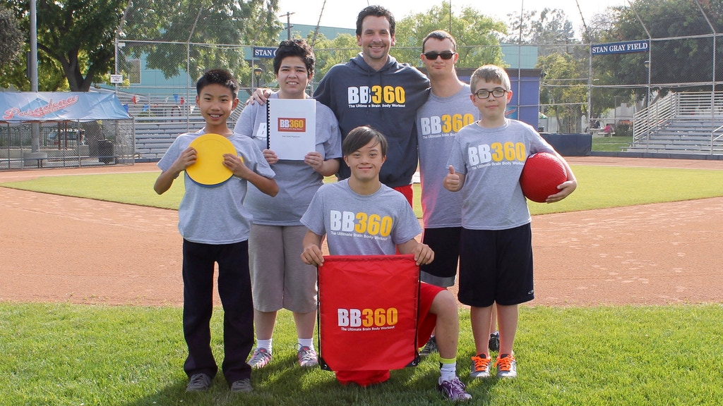 BB360 Ball Skills Bag for Individuals with Special Needs project video thumbnail