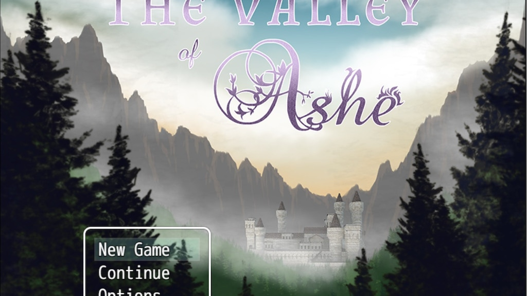 Project image for The Valley of Ashe - Story Rich RPG on PC/Mac/Mobile