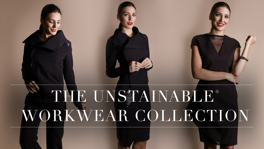 THE UNSTAINABLE® WORKWEAR COLLECTION project video thumbnail