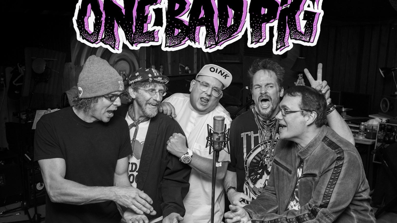 one bad pig new album by one bad pig kickstarter