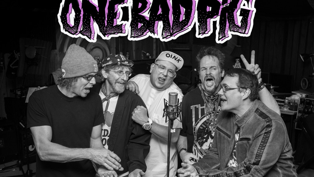 One Bad Pig - New Album project video thumbnail