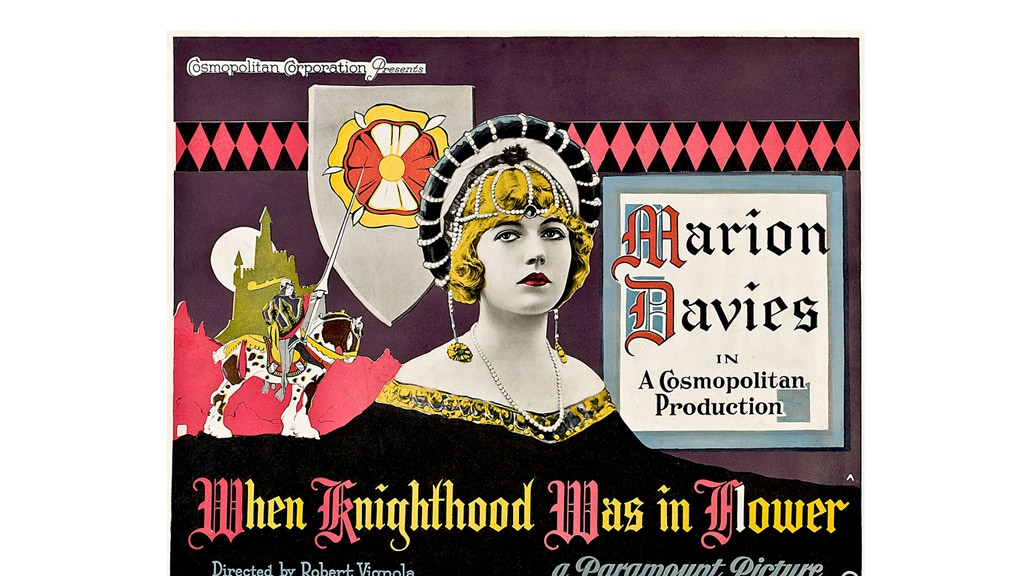 Marion Davies' breakthrough film comes to home video project video thumbnail