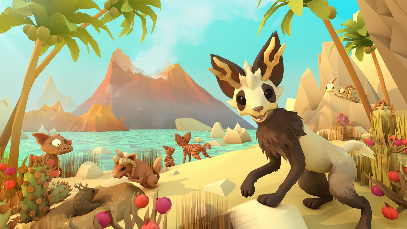 Niche is a simulation/strategy game about population genetics. Breed your animals and evolve your own species, based on real genetics.