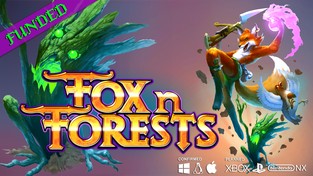 FOX n FORESTS project video thumbnail