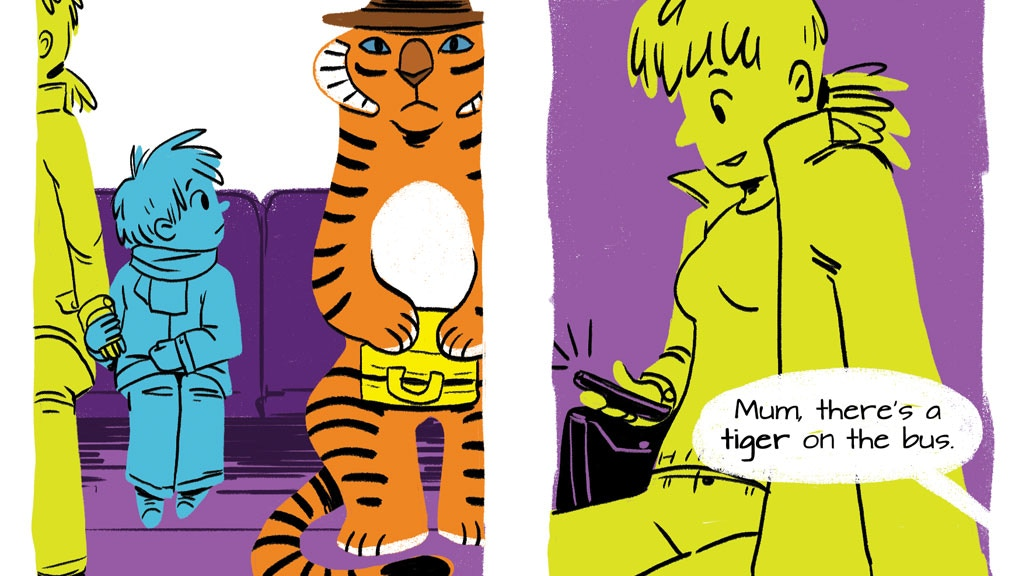 There's a Tiger on the Bus + friends! project video thumbnail