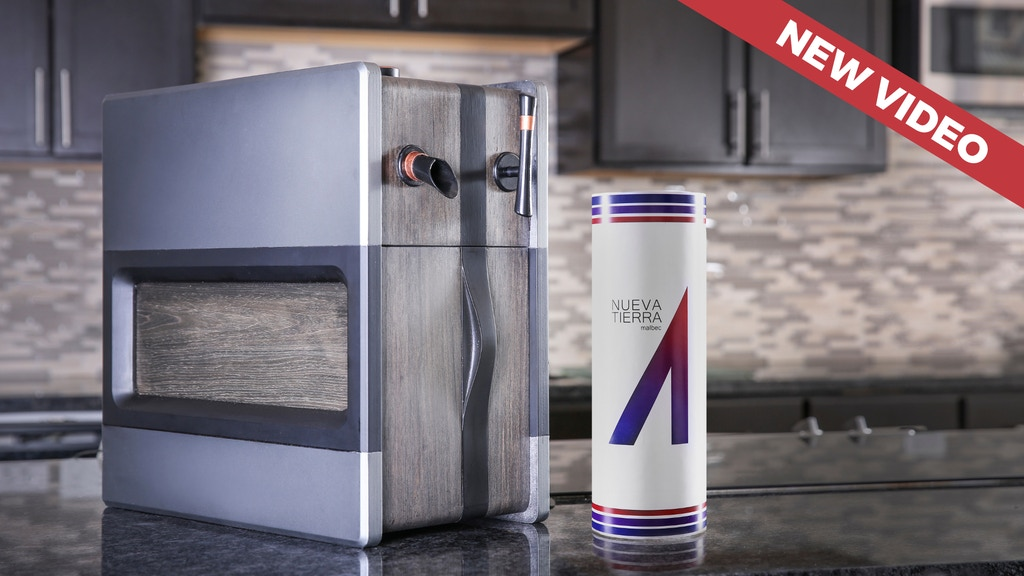 Somm by SYNEK - a wine dispenser that learns your palate project video thumbnail