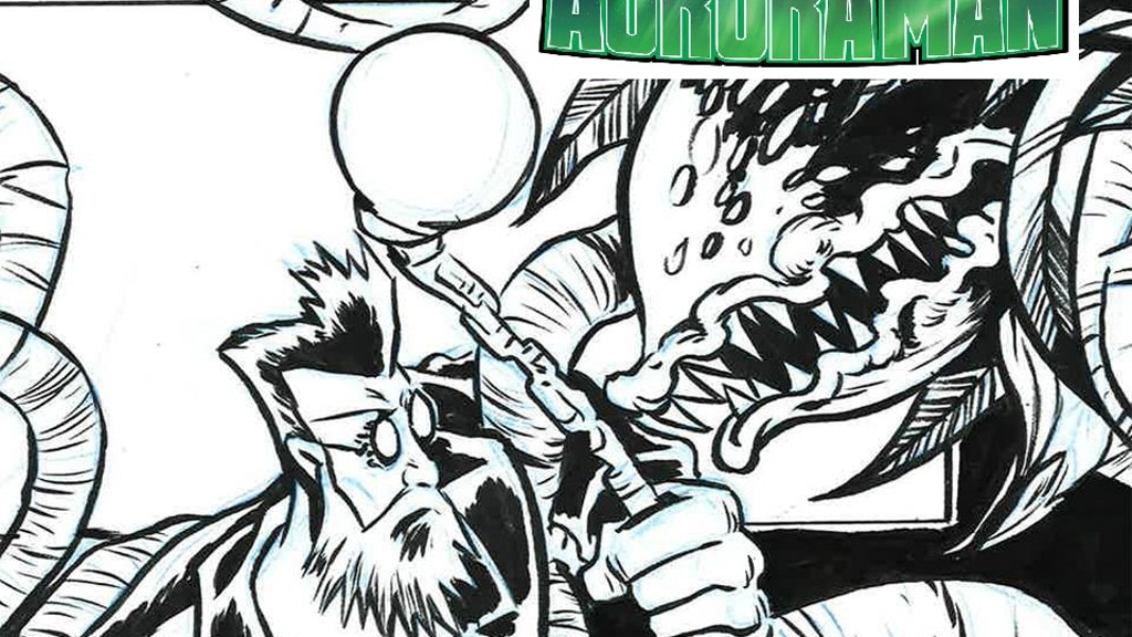 Auroraman - Saskatchewan's newest superhero! project video thumbnail