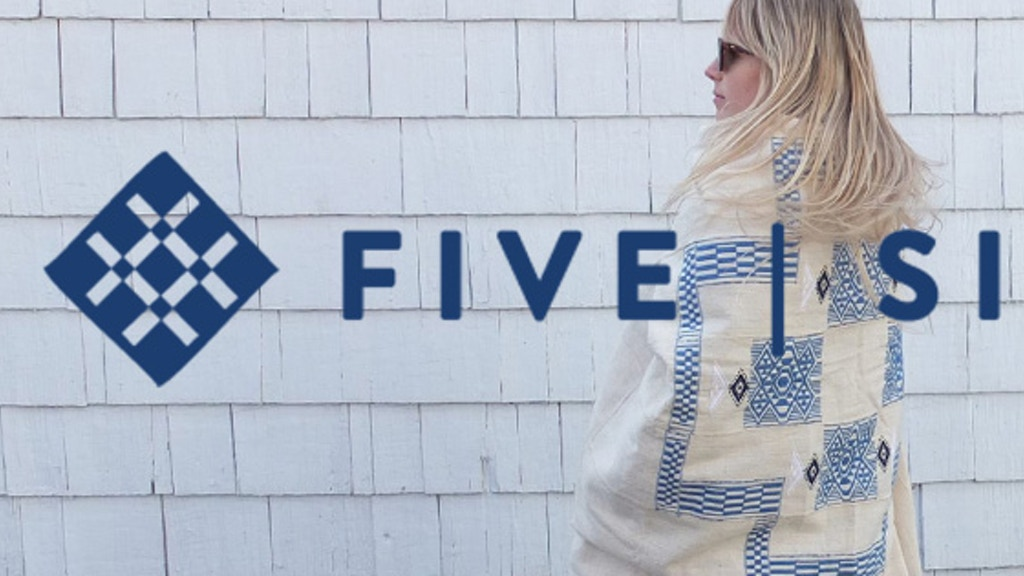 Five | Six Textiles project video thumbnail