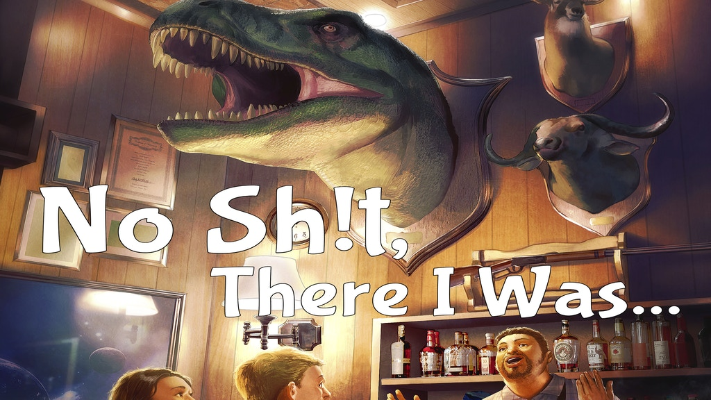 No Sh!t, There I Was - An Anthology of Improbable Tales project video thumbnail