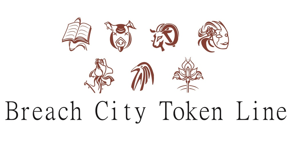 Project image for Breach City Token Line