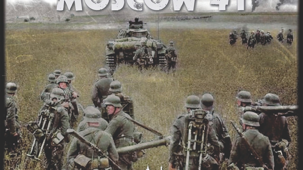 Moscow '41. Wargaming on the Eastern Front project video thumbnail