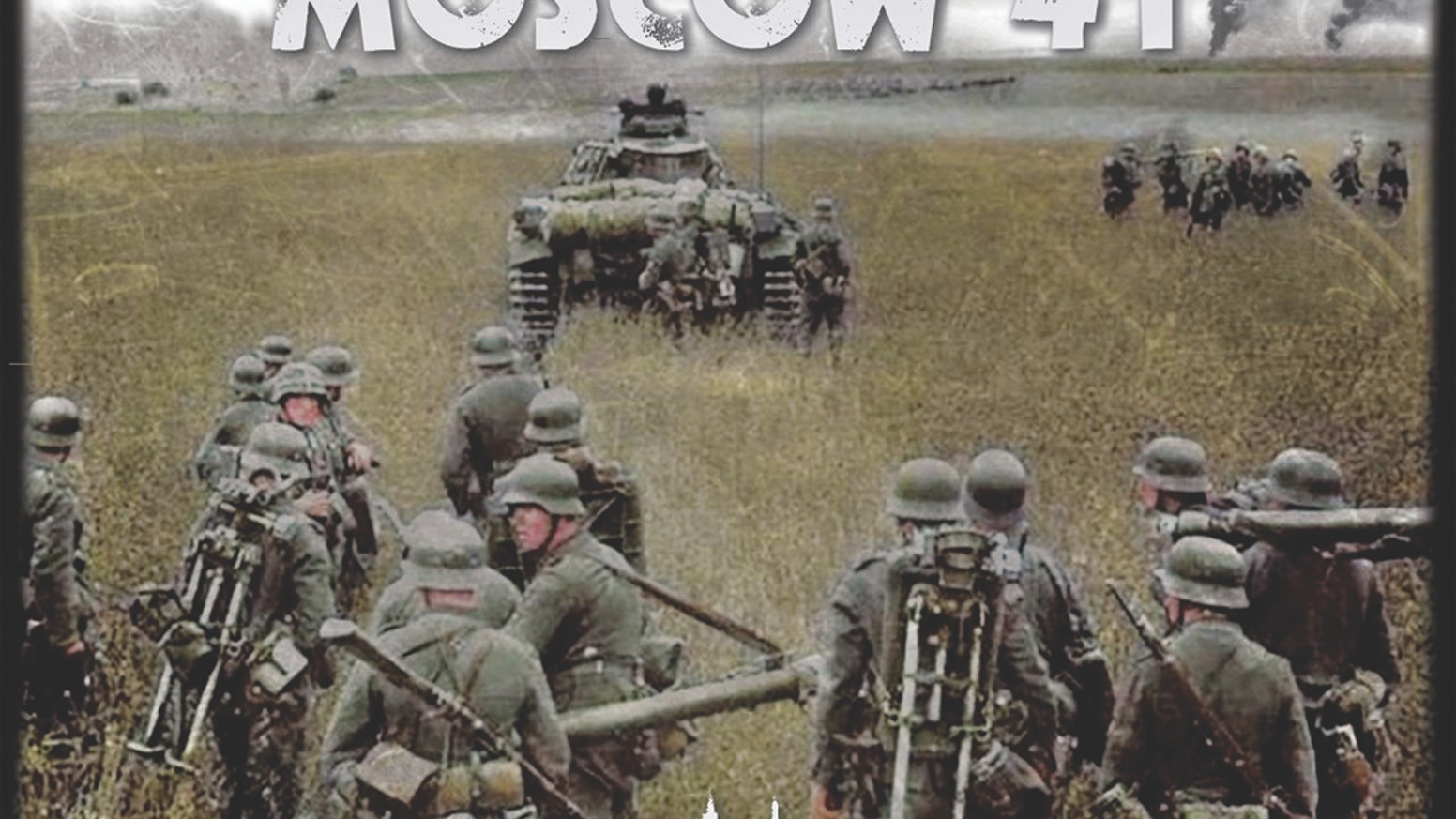 Moscow '41  Wargaming on the Eastern Front by VentoNuovo Games