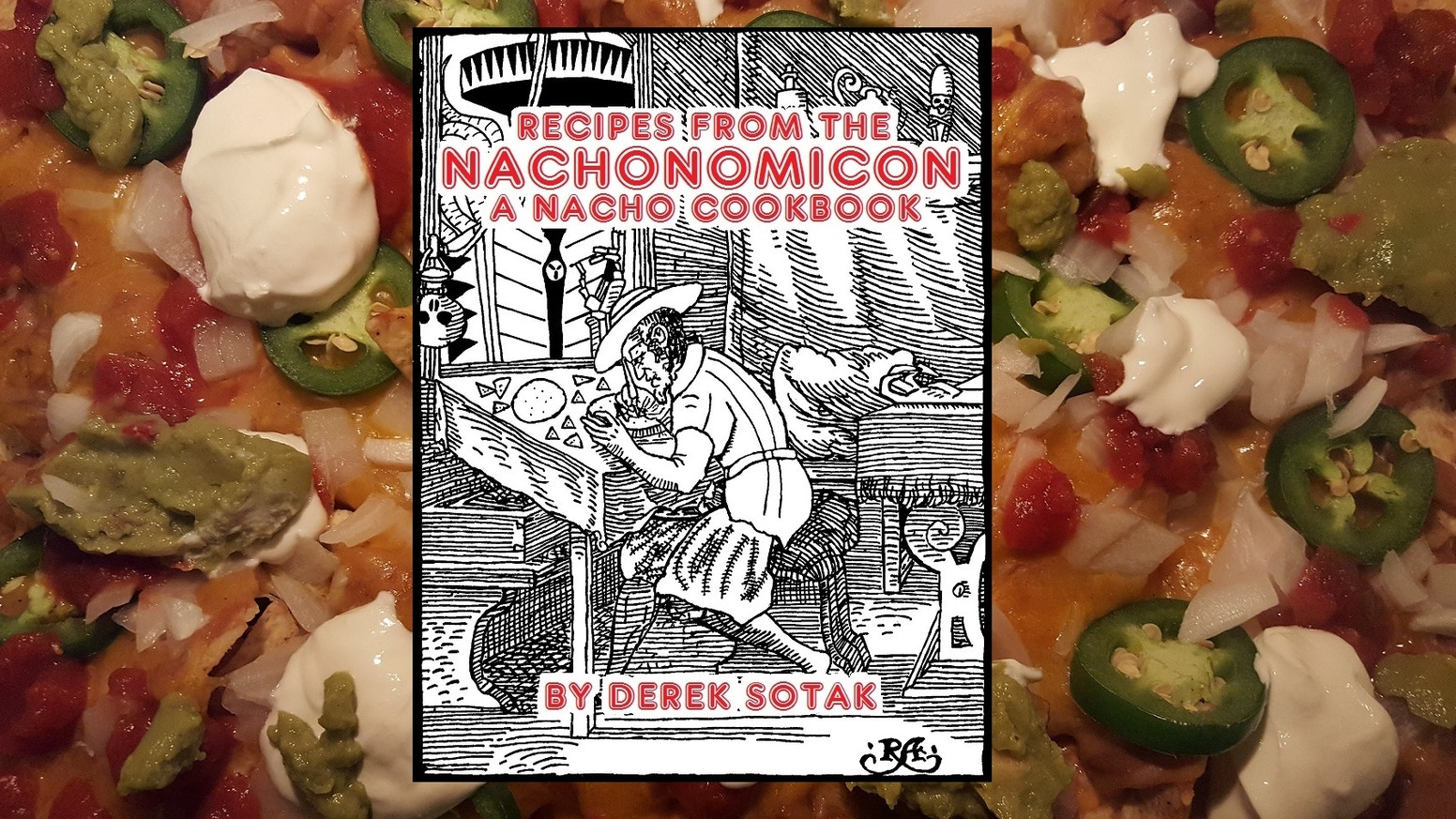 A pocket sized cookbook of the most legendary nacho recipes of all time for you to savor and consume.