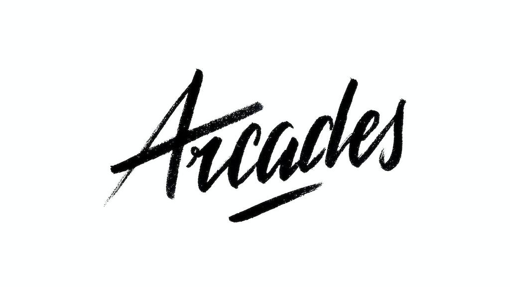 Arcades Magazine project video thumbnail