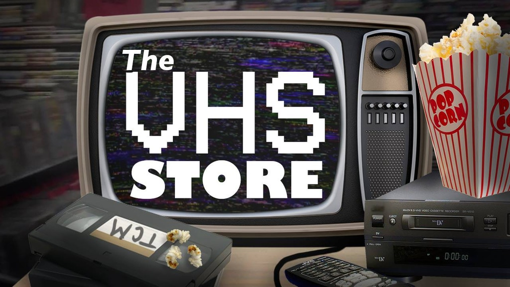 The VHS Store project video thumbnail