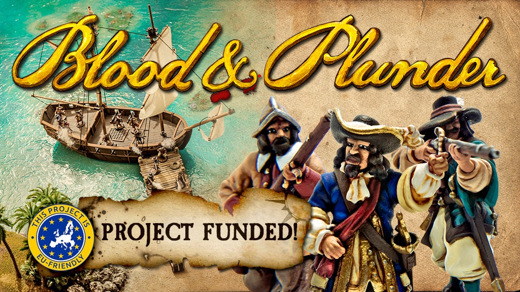 Blood and Plunder project video thumbnail