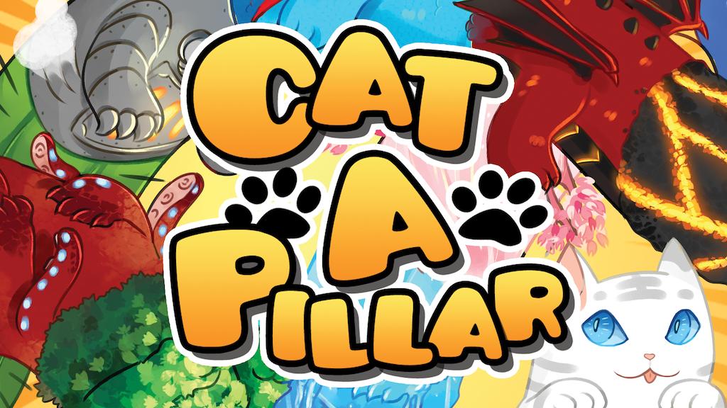 Cat-A-Pillar! project video thumbnail