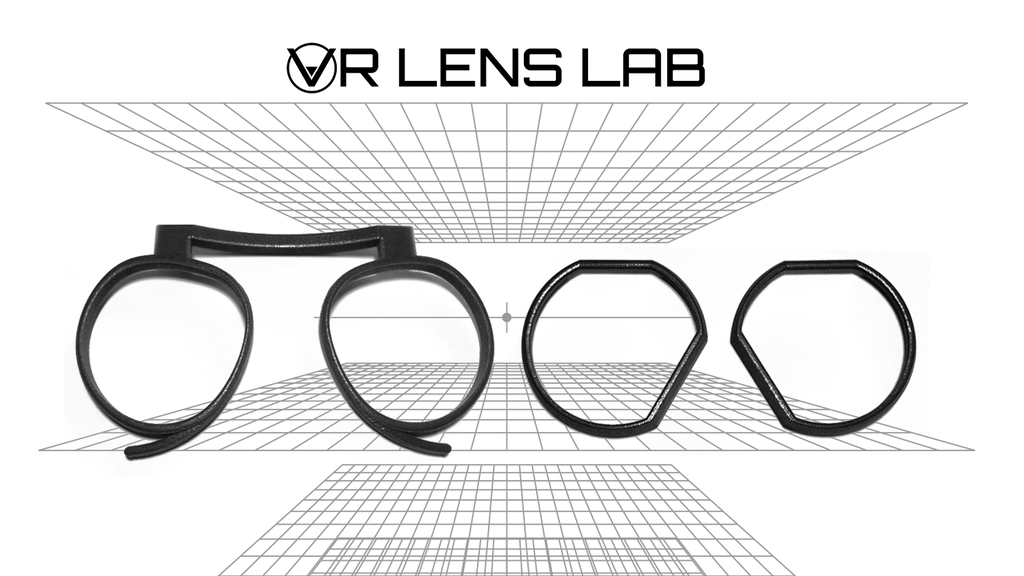 VR Lens Lab - Glasses for Virtual Reality Headsets project video thumbnail