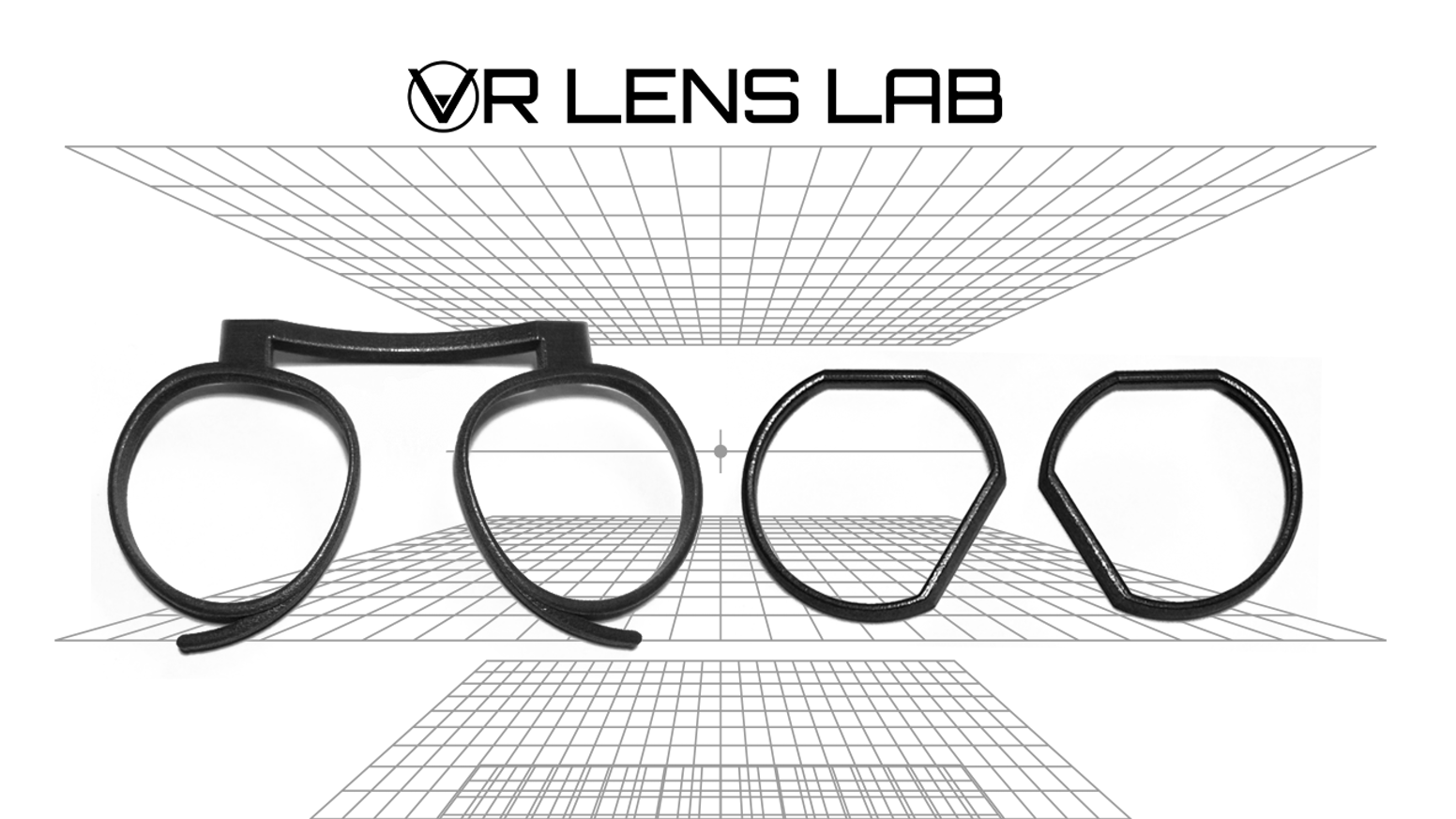 We build glasses for your virtual reality headset inside your virtual reality headset.