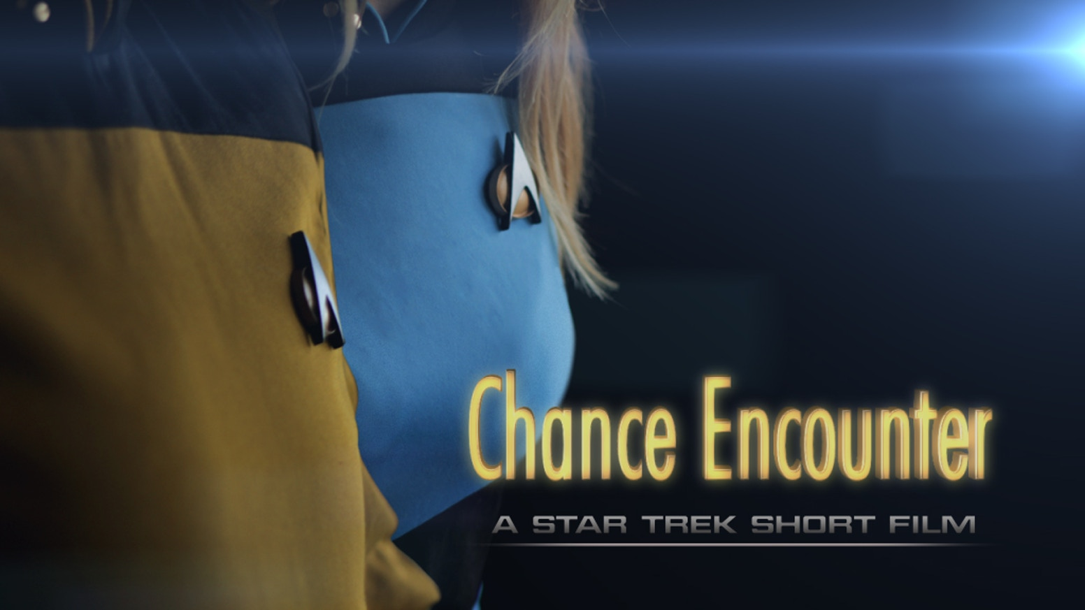 Chance Encounter - A Star Trek short film by Gary O'Brien