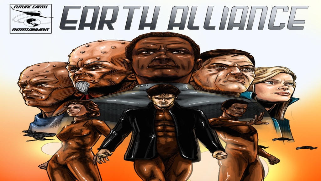 Earth Alliance Issue #2 project video thumbnail