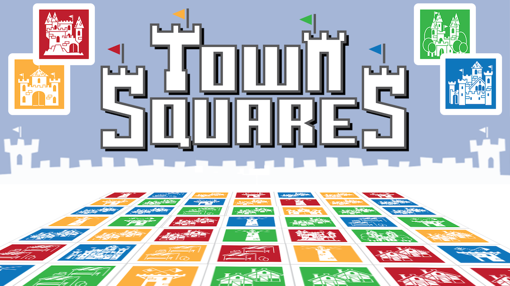 Town Squares project video thumbnail